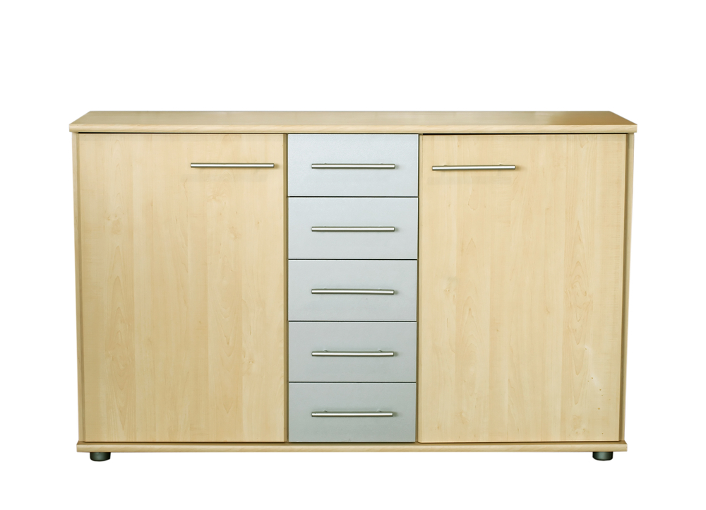 High Gloss, Inexpensive, Oak Sideboards