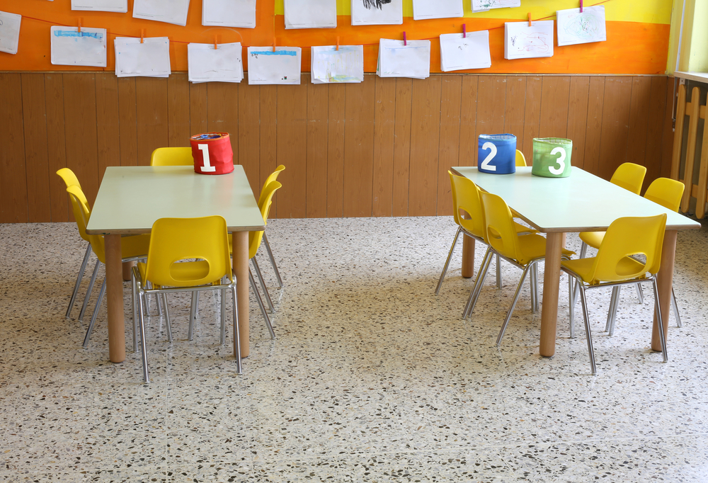 Ergonomic Furniture For Primary School