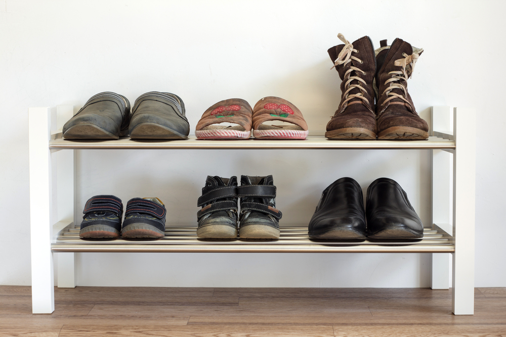 Choosing a Shoe Storage Furniture-Points To Remember