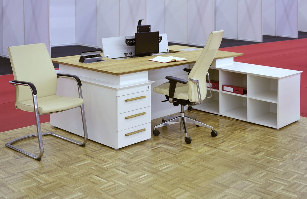 Small Office Desk Solution