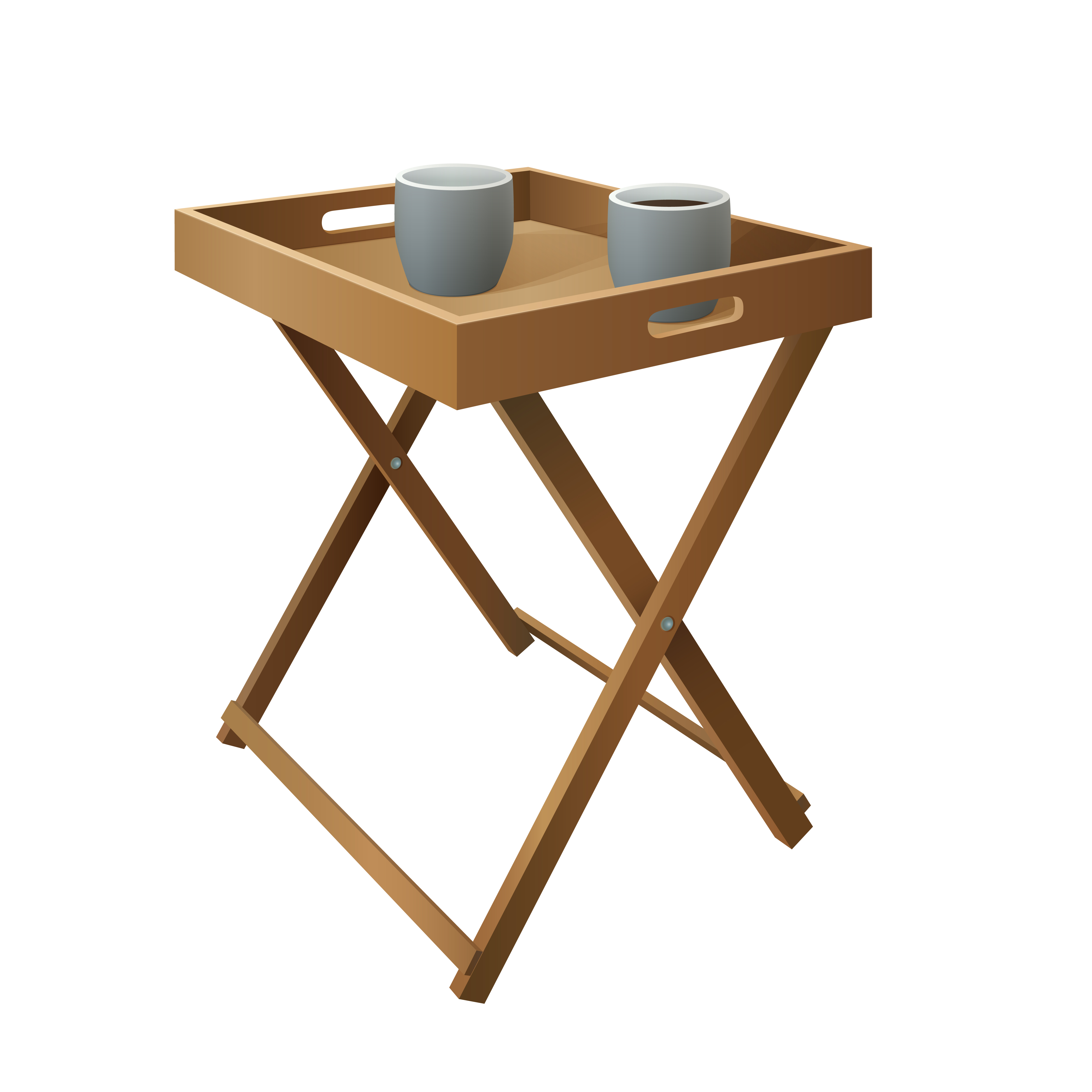 Things to consider when buying a side table with a pull out tray
