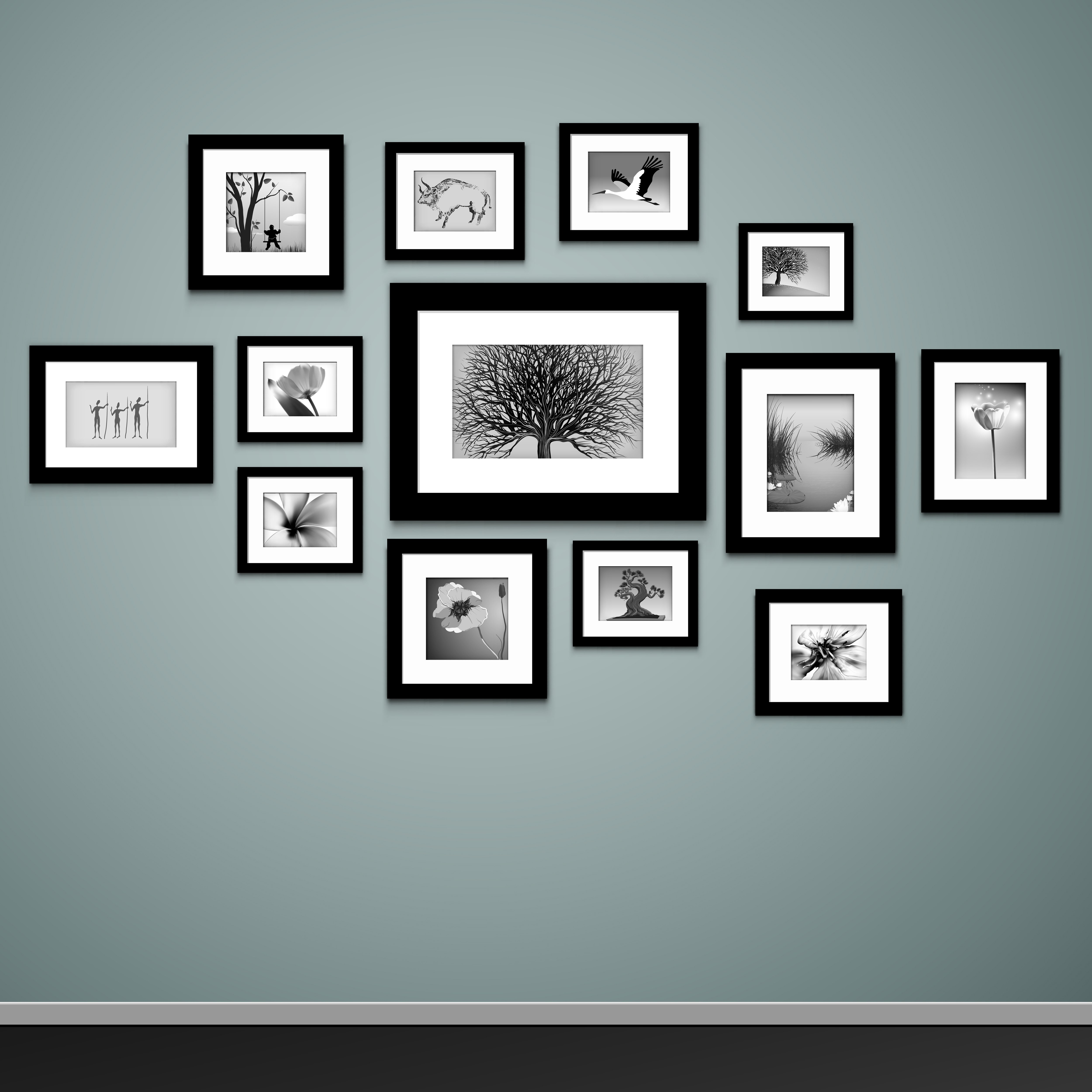 Choosing The Right Framed Wall Art For Your Home Designs