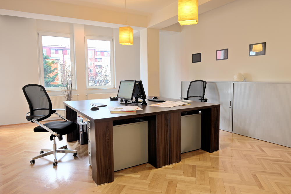 Computer Desks and Work Stations In Wooden Finish