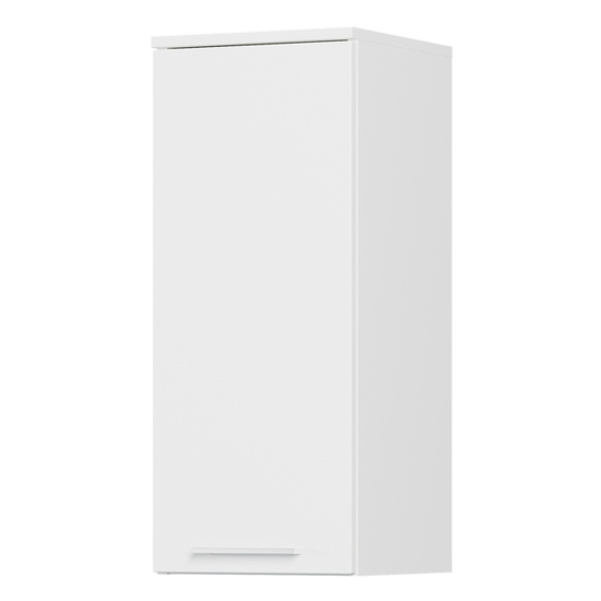 Arvada Wall Bathroom Storage Cabinet In White