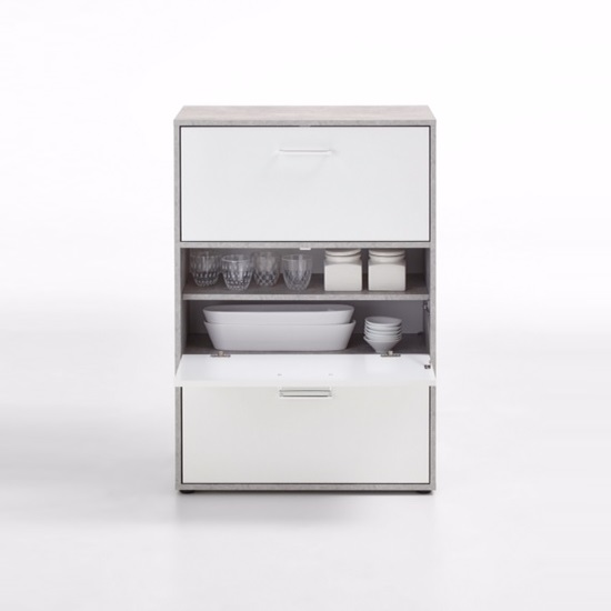 Athena Shoe Storage Cabinet In Light Atelier And White_3