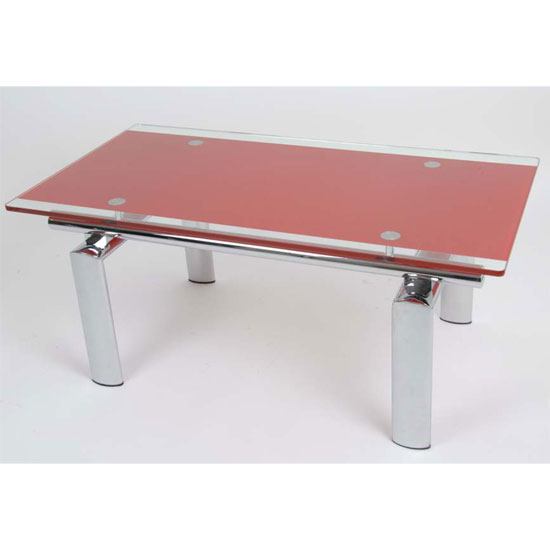 Red Glass Coffee Table Shop For Cheap Tables And Save Online