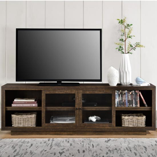 Bailey Wooden TV Stand In Espresso_1