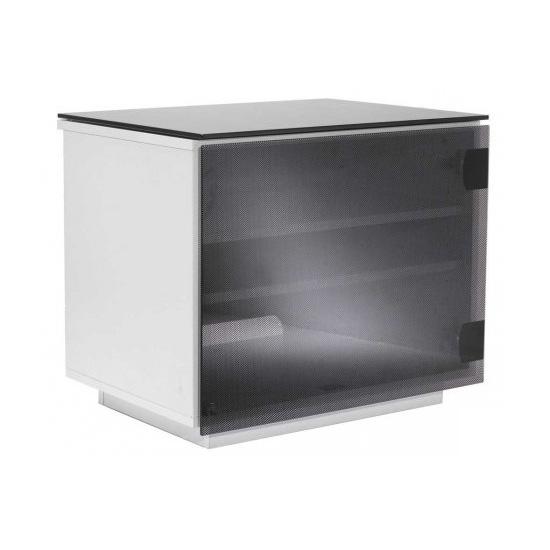 Toscana White High Gloss Coffee Table: Fino Modern High Gloss White 2 Door Sideboard With 3 Drawers