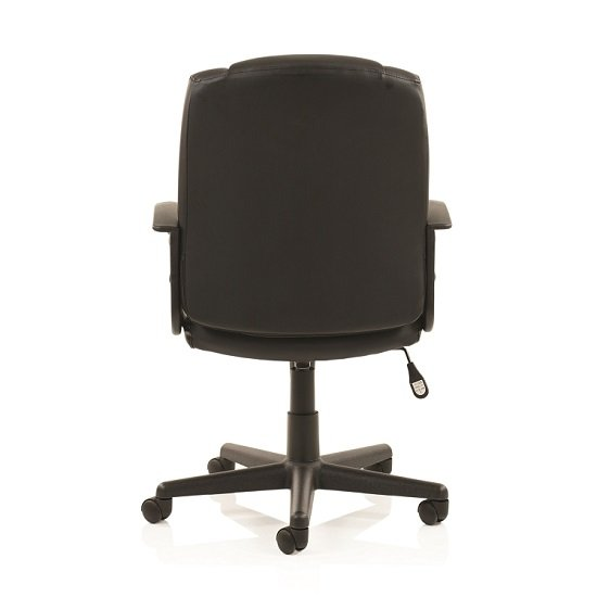 Barnet Bonded Leather Executive Manager Chair In Black_4