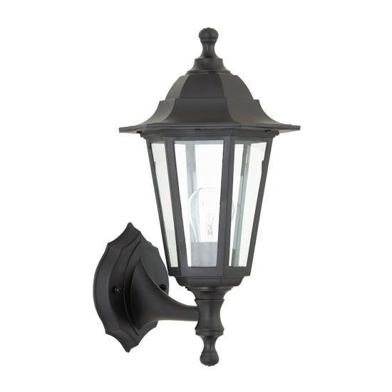 Bayswater Wall Light In Black