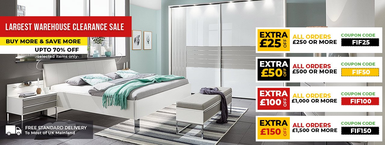 Bedroom Furniture Clearance Summer Sale 2019