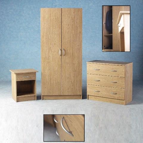 Bellingham Bedroom Set in Beech