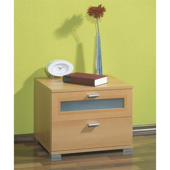 Bedside cabinets white funky furnitureinfashion uk for Funky bedside tables