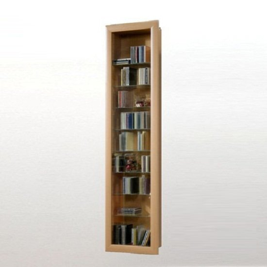 beech display cabinet 109 009 02 - Choosing The Right Library Furniture For Schools