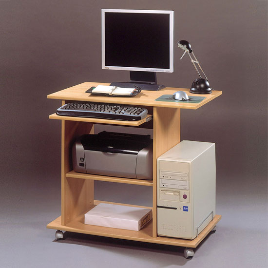 Photo : Small Home Computer Desk Images