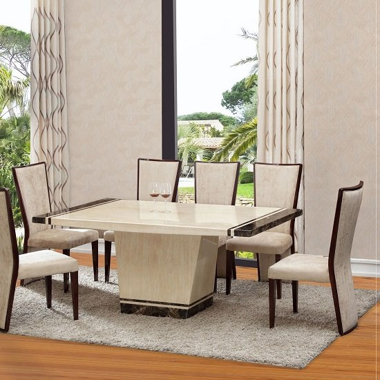 Dining Sets Online: Top 10 Cheapest Marble Dining Table Prices