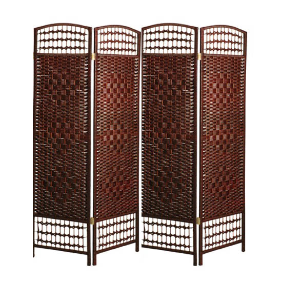 bettina tobacco 34607rd - Room Dividers: Vintage And Antique Models To Consider