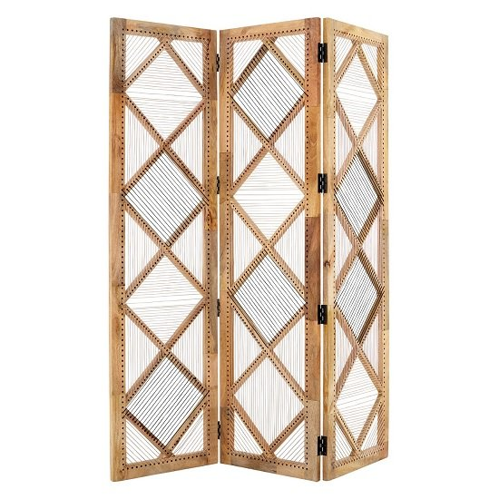 Bettina Wooden 3 Sections Room Divider In Natural_1