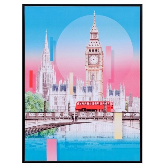 Big Ben London Canvas Print Wall Art
