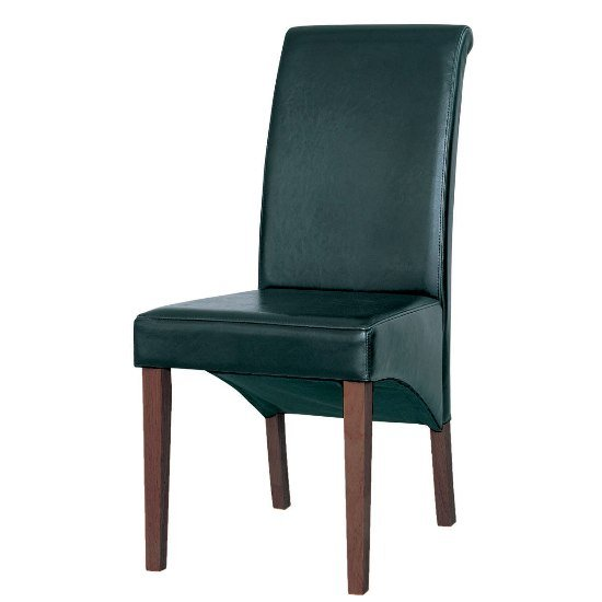 black dining chairs with casters chair pads cushions