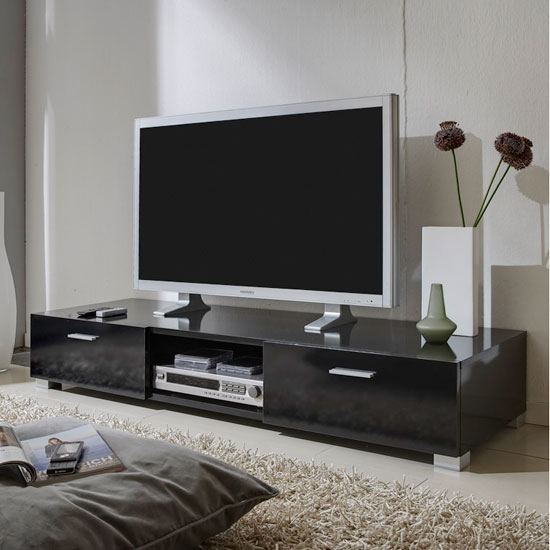 black gloss plasma tv stand 61303 - Where To Find Great Fine Furnishings For Less