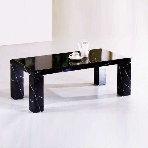 Alfa img - Showing > Black Marble Desk