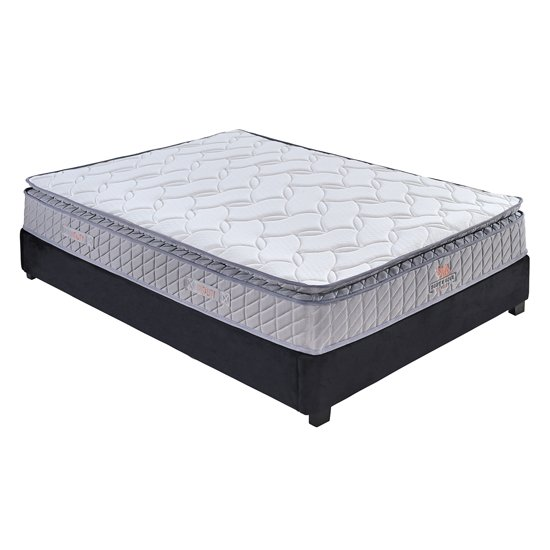 Body And Soul Vitality Pillow PU Foam King Size Mattress