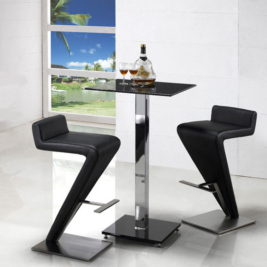 breakfast bar tables ice002 z - Café Furniture – Not Just For Bistros Any More!