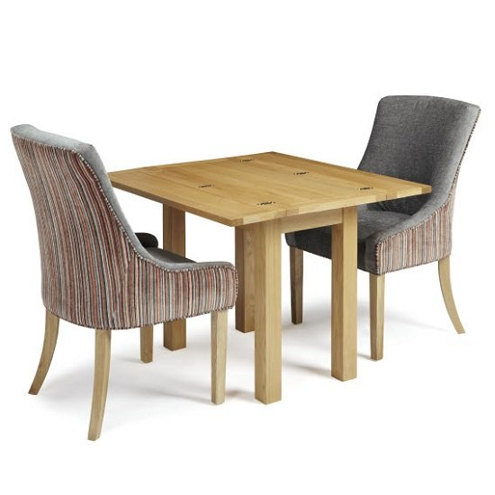 Brento Extendable Dining Table Rectangular In Solid Oak_9
