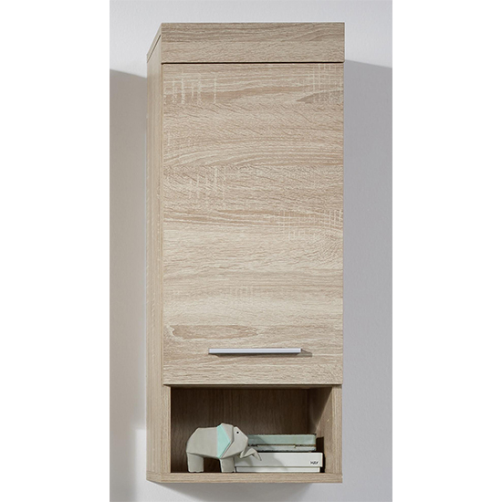 Britton Bathroom Furniture Set 5 In Sagerau Light Oak_7
