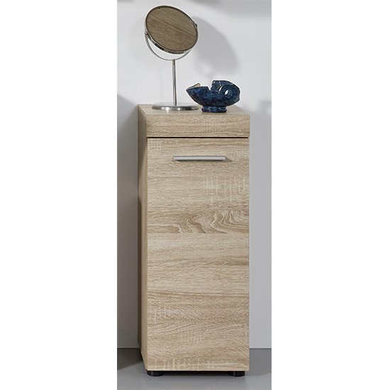 Britton Bathroom Furniture Set 5 In Sagerau Light Oak_8
