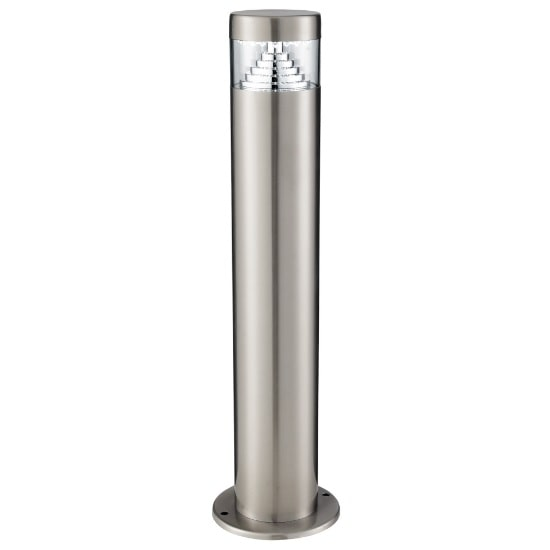 Brooklyn LED Outdoor Post Light In Stainless Steel