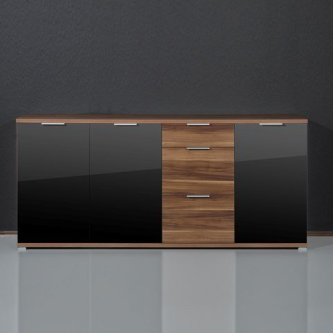 buffet sideboard furniture 0238 87 - Sideboards and Buffets, High Gloss Furniture, High Gloss Sideboards
