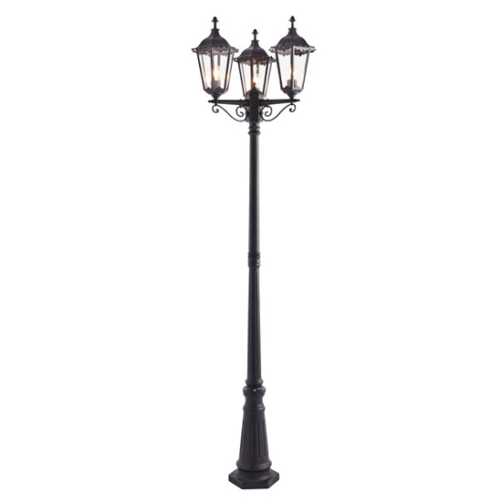 Burford Floor Lamp In Black
