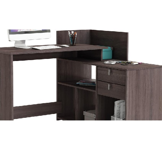 Bylan Corner Computer Desk In Vulcano Oak With Storage_2