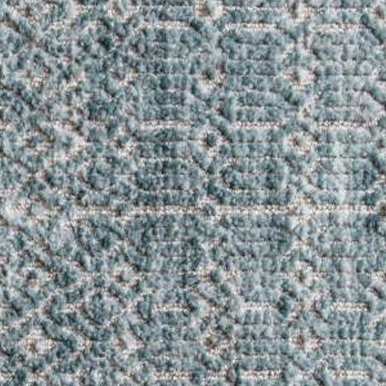 Camphills Extra Large Fabric Upholstered Rug In Duck Egg_3