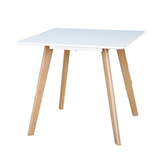 Canum Small Dining Table In Grey