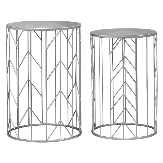 Cara mirrored glass top side tables price comparison for Furniture in fashion