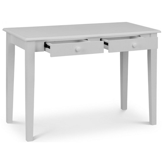 Carrington Wooden Laptop Desk In Grey_2