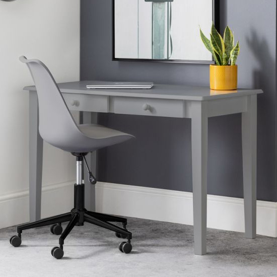 Carrington Wooden Laptop Desk In Grey_3