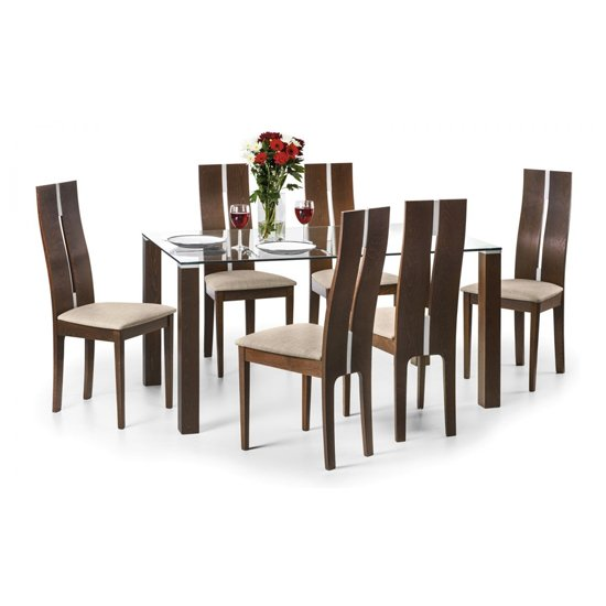 Cayman Solid Beech Dining Chair In Pair_2