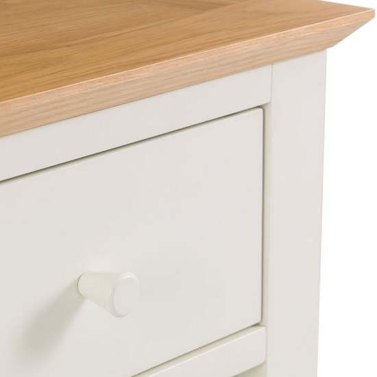 Cayuga Two Tone Bedside Table In Low Sheen Lacquer_2