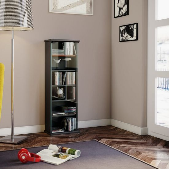 We provide stylish CD & DVD storage unit and racks at reasonable price