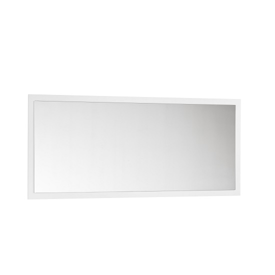 Celtic Rectangular Wall Mirror In White High Gloss : celtichighglosswallmirrorrectangular from www.furniturecompare.uk size 550 x 550 jpeg 15kB