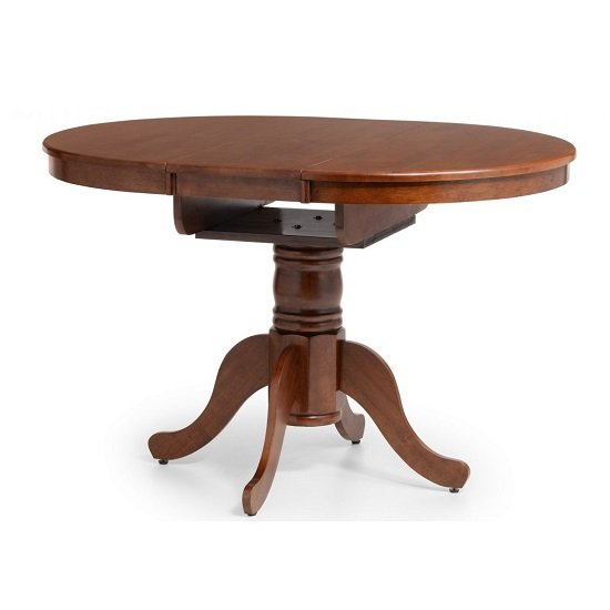 Chaumont Extending Dining Table In Mahogany Lacquered_2