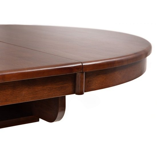Chaumont Extending Dining Table In Mahogany Lacquered_3