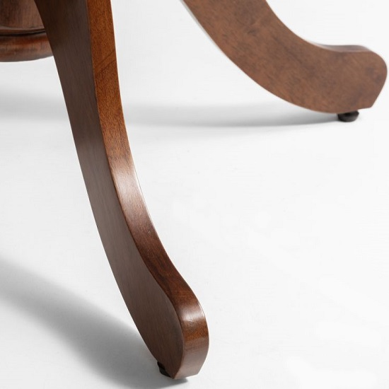 Chaumont Extending Dining Table In Mahogany Lacquered_4