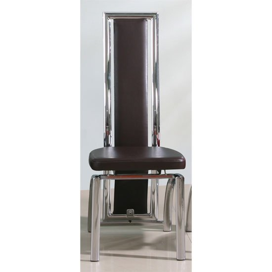 Dining Room Furniture Chairs Chicago Faux Leather Chair