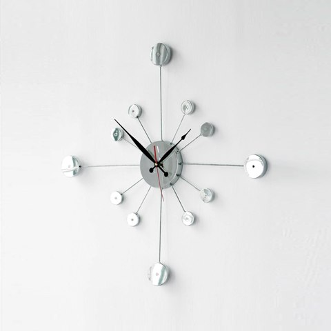 Spike Wall Clocks