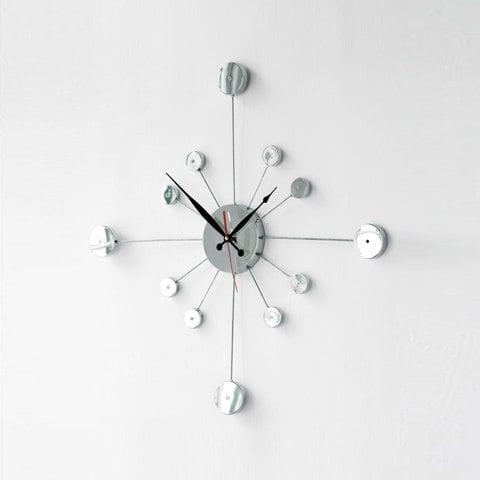 chrome wall clocks 2200320 - A Fantastic Wall Clock An Absolute Classic